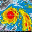 今年は大型ハリケーンが多いですね。ハリケーン「マリヤ」 最強の「カテゴリー5」に発達。
