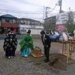 新店舗の地鎮祭