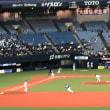 2018年(オープン戦) オリックス 山岡、悔やまれる一球(京セラドーム大阪)