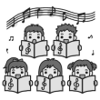 小3の生徒さん、伴奏オーディションに合格。おめでとう☆♪