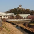 掛川城近辺をおじ散歩