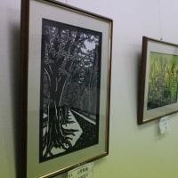 魚沼切り絵の会作品展
