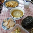 自宅にあった韓国の麺料理を作りました