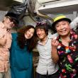 """3/3(日)…elli""""SMILE MOON BAND""""@渋谷七面鳥♫"""
