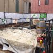 三鷹市商業施設の新築工事