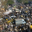 インドの都市部の道路、乗用車の最高時速70キロに!