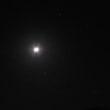 鮮やかな月夜と星空