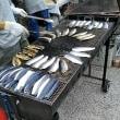 鮮魚京富さんの鯖サンド食べてみた・・・築地京富