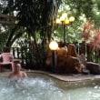 廬山温泉へ。