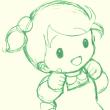 マイちゃん、描きました。