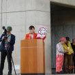 3月24日の山口県民大集会に出かけました