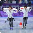 ◇【小平・高木選手 1000M)・・・・・・・・日本女子で複数の選手が冬季五輪の同一種目でメダルを獲得するのは初めての快挙。
