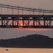 【覚え書き】瀬戸大橋と「サンライズ瀬戸」と朝日を絡めて撮るには・・・