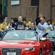 ソフトバンクホークス優勝パレードに福岡で35万人 運勢鑑定は占いの館「宝琉館」