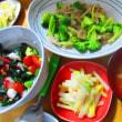 野菜いろいろ、葛西臨海水族園続き