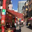 五山の送り火と神戸南京町