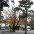 松任金剣宮 (石川県白山市) 参道に踏み切りがある神社