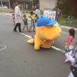 角田のお盆のお祭りです