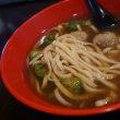 Fresh Noodles 罗村面馆@ロトルア 謎の「ミートボールラーメン」!?