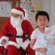 スタンドにオオワシ 船越英一郎「大嫌いです」と宣言 息子のクリスマス会