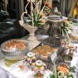 タイの軍国記念日のパーティ