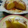 ハッセルバックアップルケーキ