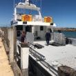 豪州最大のイセエビ漁船