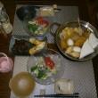 岡山瀬戸内老舗の味おでんの晩ご飯