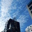 青空が気持ちいい~長堀橋駅界隈・・・