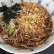 狭山そば〜鉄道会社対抗立食いそば食べ比べ(西武その1)