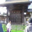 阿蘇神社、修復の現場を見る