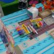 アウトドアワールド厚木店「塗り絵教室」