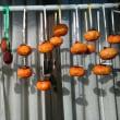 ジャムと干し柿作り