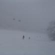 最近スキー場で感じた事は