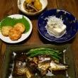 煮魚のある夜にひと息。