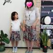 母子ペアルックとコーデ総集編(カットソー作品)