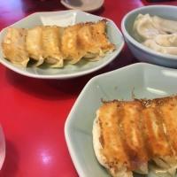 食い道楽の旅に→みんみんの餃子
