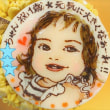 2017/9最近のケーキのご紹介