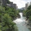 鬼怒川温泉の風景写真
