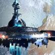 トランプ大統領、「宇宙軍」の創設を要請 AFP=時事  「宇宙も戦争が行われる領域だというのが宇宙に関する自身の国家戦略だと表明」