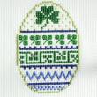 ピサンキ模様の刺繍其の五