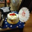 歌姫さん4才の誕生日