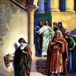 「神の恵みによる慈善の業(献金)」 コリントの信徒への手紙二、8章1~15節