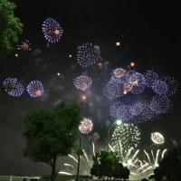 横浜♪臨港パークの花火:,。*:.*:..。o○:,。*:..。o○☆*:*:..。o○☆