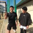 1月13日 玉島高校合同練習