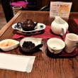 2017・9・23 てきとーにいれるおばさんの中国茶 青茶・白芽奇蘭 今日は秋分の日