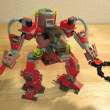 ★LEGO LIFE ON MARSより、#7314 【マーズ偵察ロボット】をGETしたので、レビューwww(*´∇`*)!の巻