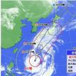 台風21号 総雨量800ミリ超えも 大雨への備えを万全に!!!