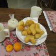 チェンマイでの軽い朝食なら揚げパンと豆乳に限る
