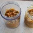 シソの実醤油漬けと青唐辛子の味噌付け再作成
